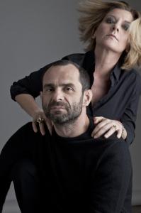 Ludovica Serafini e Roberto Palomba, dopo gli studi a Roma, fondano nel 1994 lo studio Palomba Serafini Associati.