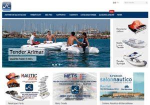 New Arimar web site