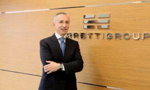 Alberto Galassi, Amministratore Delegato del Gruppo Ferretti.