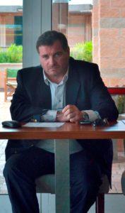 Giorgio Casareto, direttore di Marina di Varazze.