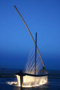 barco de luz