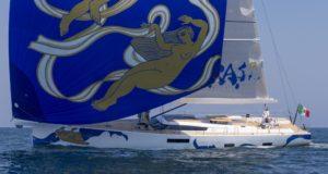 sailing Yacht A80
