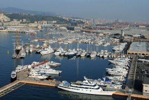 marina di Genova aeroporto