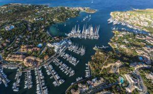 Vela: Yacht Club Costa Smeralda Porto Cervo
