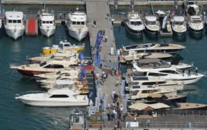Boat Show in Genoa