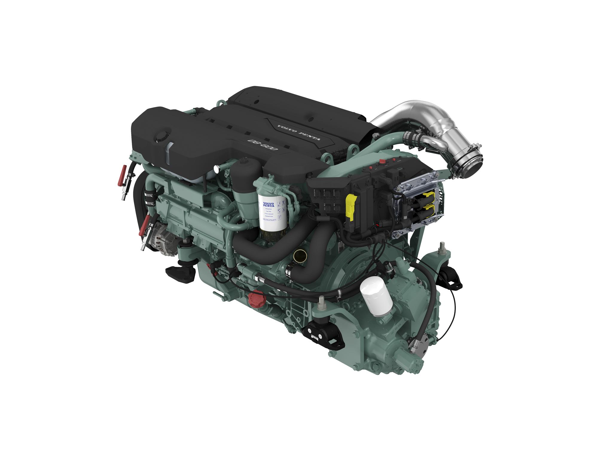 Volvo Penta U2019s New D8 Diesel Engine And Inboard Performance