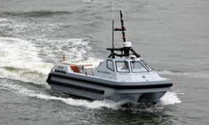 Unmanned Warrior – Northrop Grumman's AQS-24B to demonstrate mine hunting capability