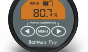 The battman range of affordable highly accurate battery monitors