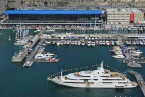 Salone Nautico: inaugurata rassegna, e' proiettata sul mare