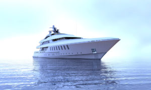 Smooth, a 69-metre superyacht concept by Nick Mezas Yacht Design