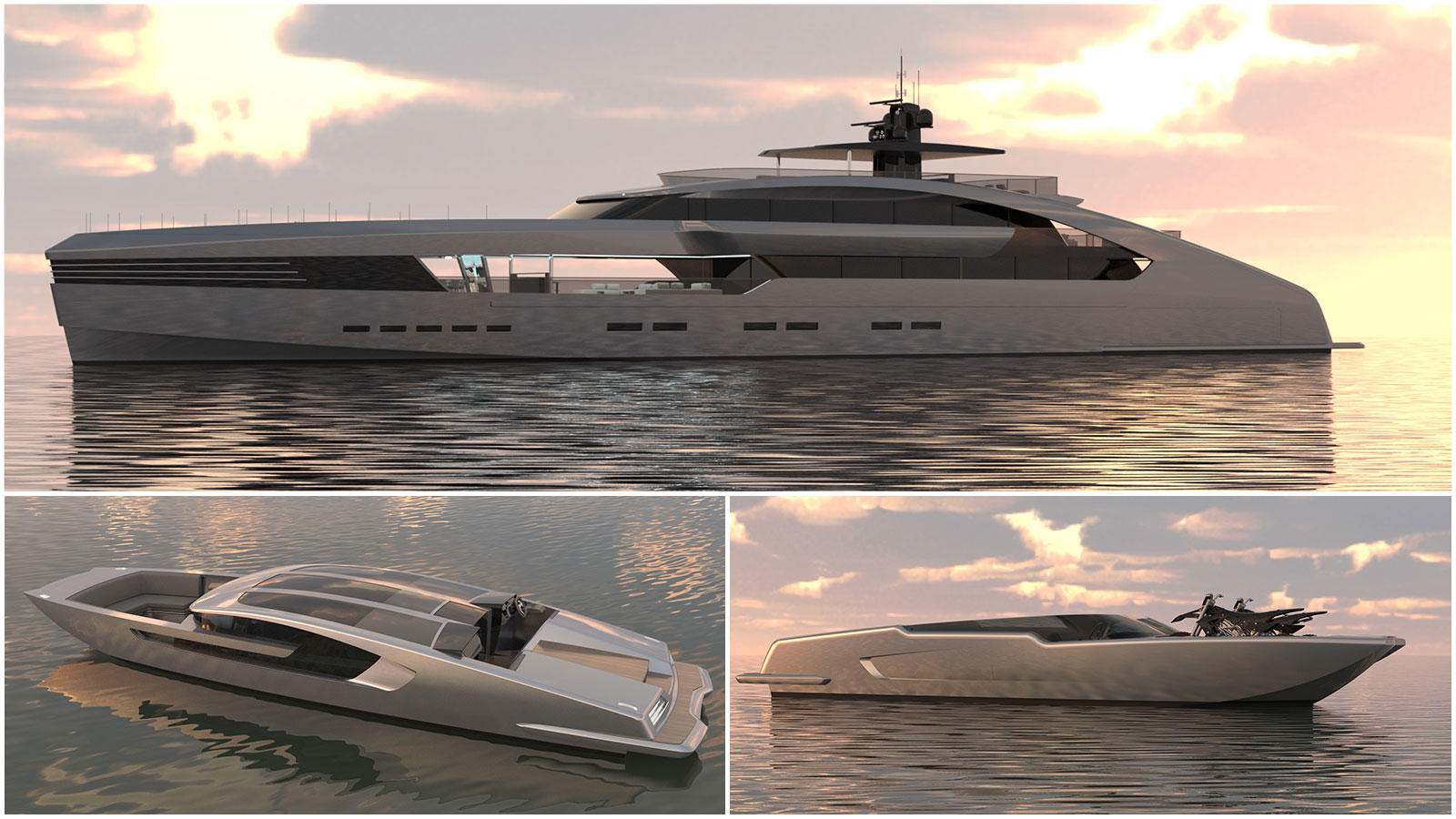 The 2017 young designer of the year award goes to a for Yacht design milano