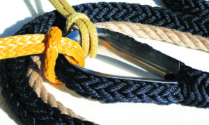 A wide range of traditional and high performance braids and ropes for any kind of boats, ships and sails.