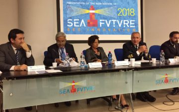 The opportunities of dual-use technology for the nautical industry, towards Seafuture 2018