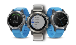 Garmin Marine new GPS smartwatch series quatix 5