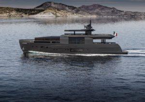 Arcadia Yachts A100+