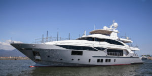 Benetti Fast 125 Lejos 3 delivered to her owner