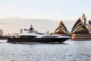 Majesty 122 in Sydney