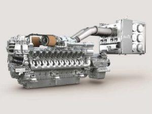 MTU propulsion systems, MTU Series 4000