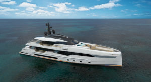 Wider 130 superyacht project