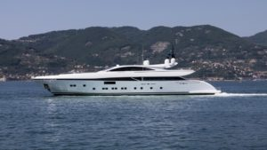 50m performance superyacht Elsea
