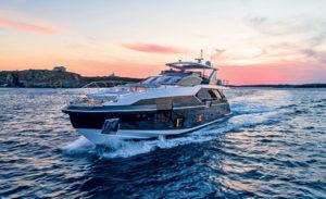 Azimut Yachts new model
