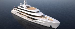 Amels 78-metre custom superyacht