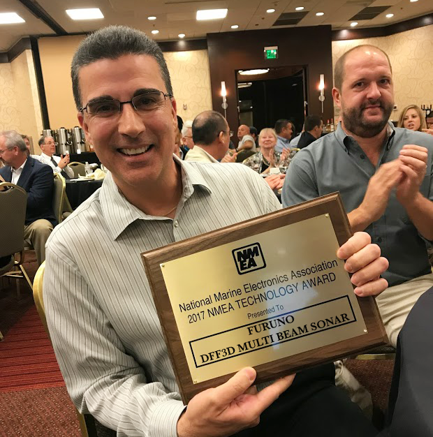 Furuno wins the NMEA Technology Award