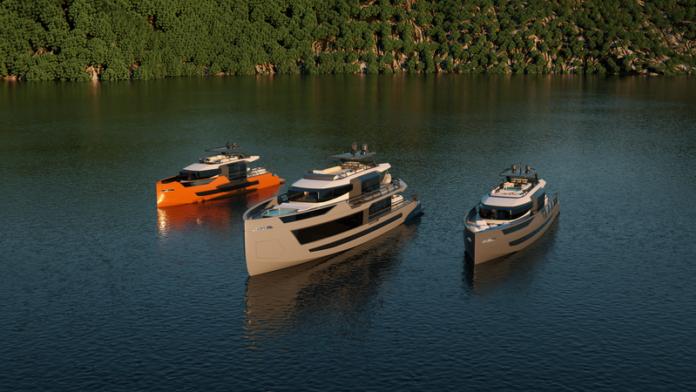 Sarp XSR range of eco-friendly superyachts