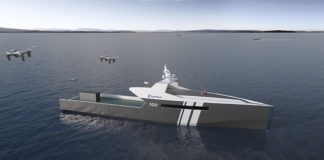 Rolls-Royce autonomous vessel