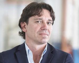 Nicola Pomi Volvo Penta's marine sales division