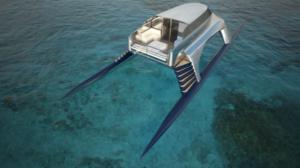 Glider Yachts SL24 Sports Limousine