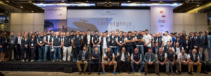Ferretti Group's Convergence 2018