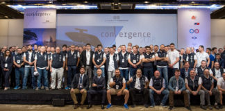 Ferretti Group Convergence 2018