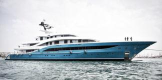 Turquoise Yachts 77m motoryacht GO, Ph. Francisco Martinez