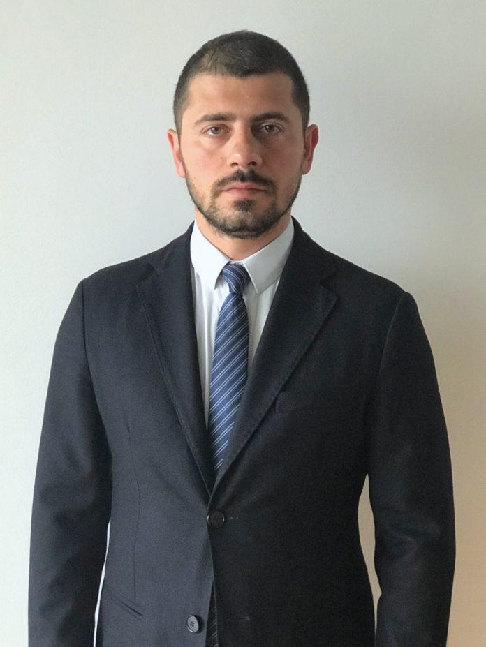 Massimiliano Iannello Marine Sales Manager for Volvo Penta Italia