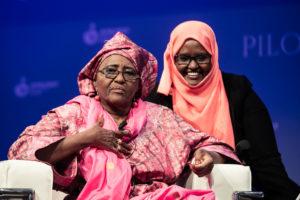 Pilosio Award_dr Hawa Abdi intervista 4