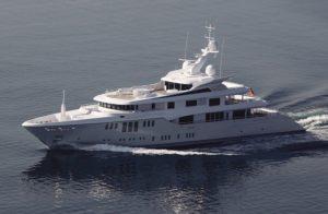 Nobiskrug 73M Superyacht Odessa II