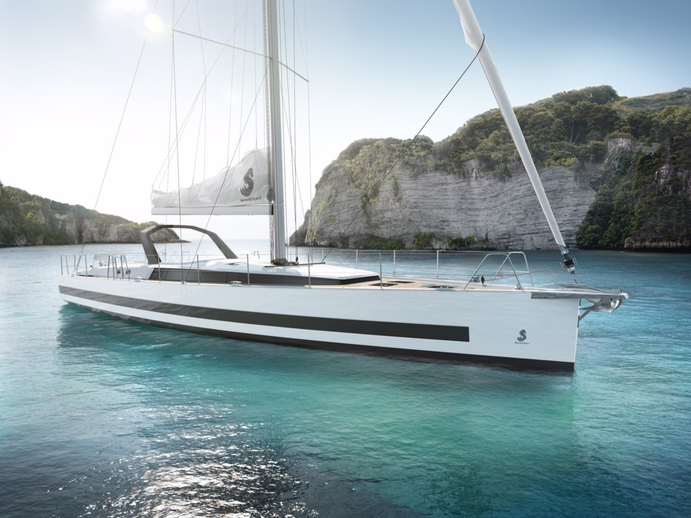 Beneteau S Oceanis Yacht 62 First Sailing Yacht Of A New Luxury