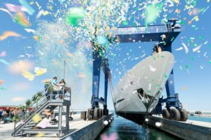 Clorinda launched by ISA Yachts