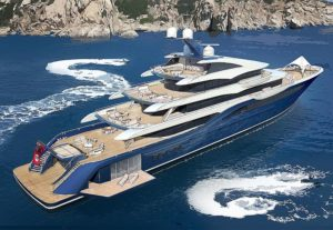 85-metre superyacht by Nobiskrug and Winch Design