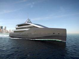 Rolls Royce Crystal Blue superyacht
