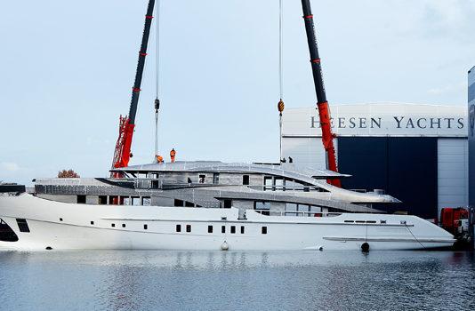 Heesen Yachts Project Neptune