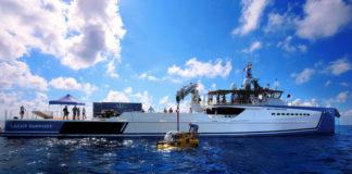 Damen Yacht Support Vessel New Frontiers Shadow