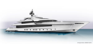 60-metre Project Falcon by Heesen