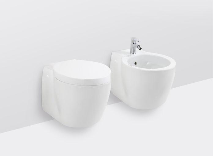 Tecma latest evolution toilet and bidet