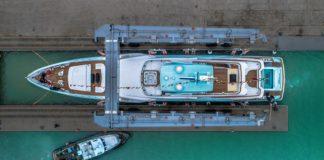 CRN Yachts 50-metre Latona
