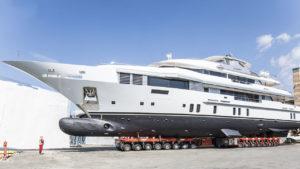 Elaldrea+, 49-metre motor yacht by Benetti