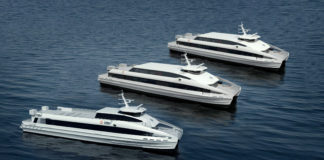 high-speed ferries