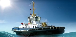 Veth Propulsion for Damen