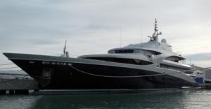 AES Yachts' 71m explorer superyacht Victoria